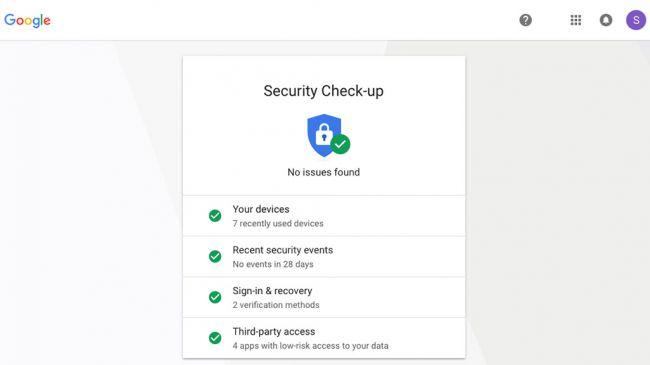 ابزار امنیتی گوگل