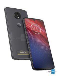 معرفی موتورولا موتو زد 4 (Motorola Moto Z4)