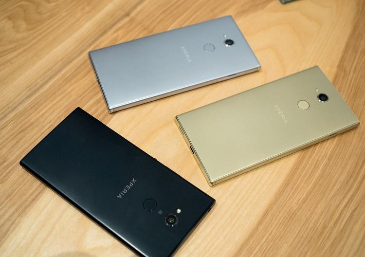 بررسی مشخصات فنی گوشی سونی اکسپریا L2