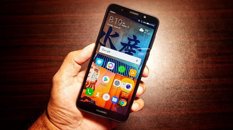 بررسی مشخصات فنی گوشی هواوی Y5 پرایم 2018