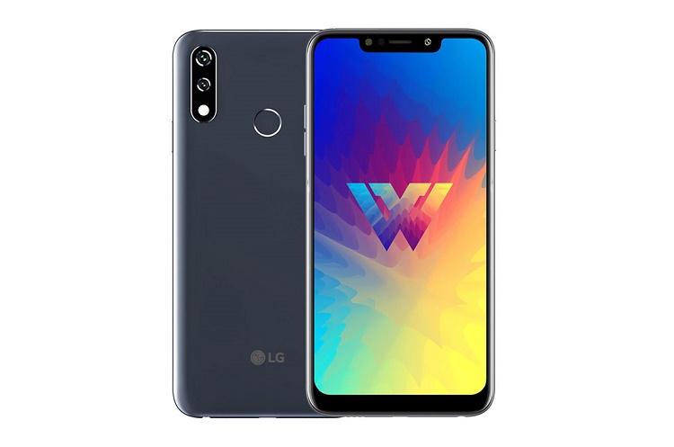 مشخصات فنی گوشی ال جی W10
