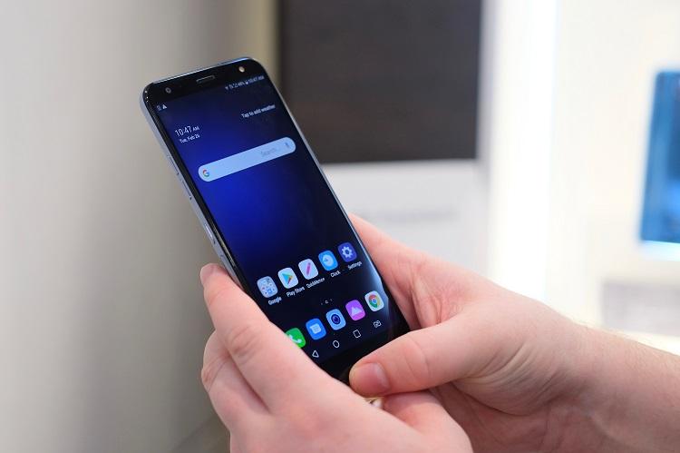 مشخصات فنی گوشی ال جی k40