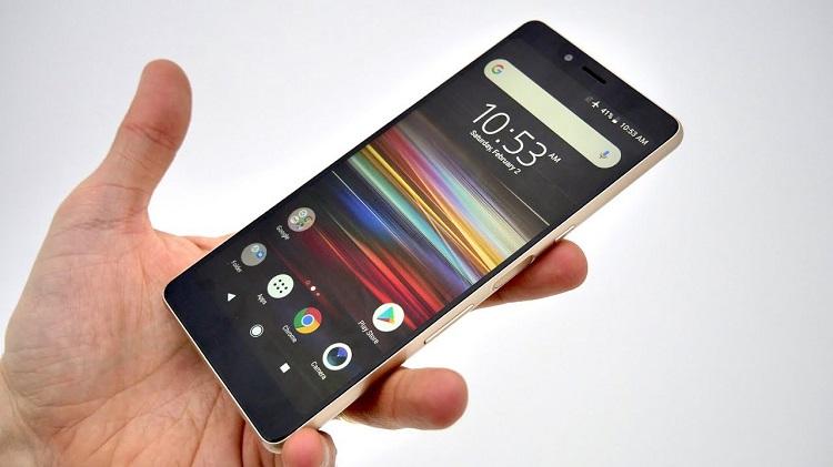 مشخصات فنی گوشی جدید سونی اکسپریا L3