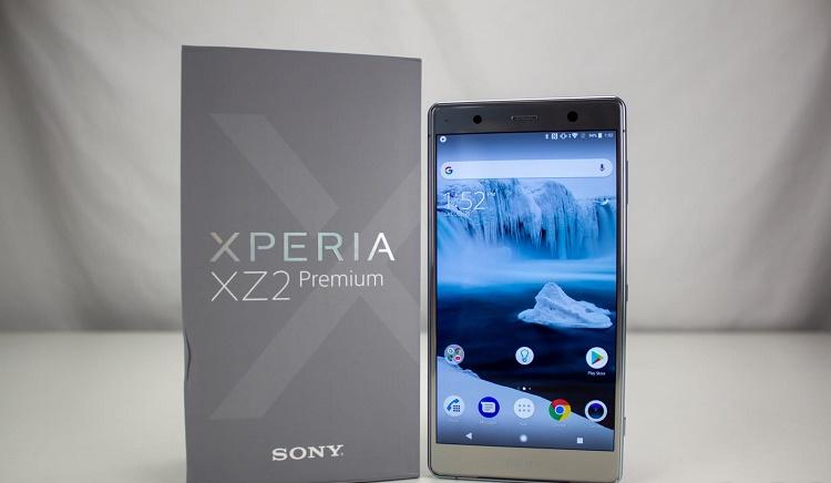 مشخصات فنی گوشی سونی اکسپریا XZ2 پریمیوم