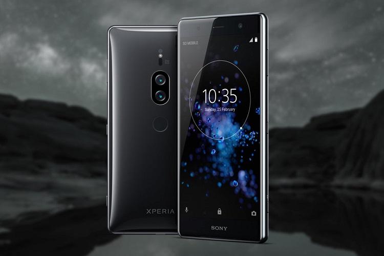مشخصات فنی گوشی سونی اکسپریا xz2