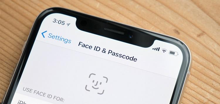 ورود با شناسه چهره (FaceID) و شناسه لمسی (TouchID) به iCloud در وب می آید
