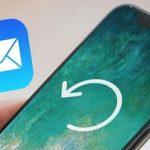 بازیابی ایمیل حذف شده در آیفون و آیپد