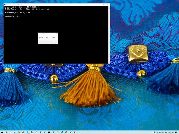 غیرفعال کردن لایسنس ویندوز 10 از کامپیوتر قدیمی