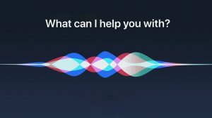لیستی از دستورات سیری در اپل