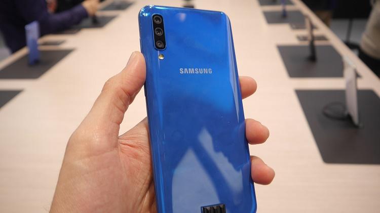 مشخصات فنی گوشی جدید سامسونگ گلکسی A50s