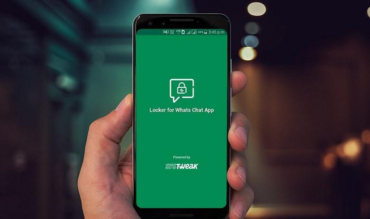 رمز گذاری برای چت های خود در واتساپ با استفاده از برنامه Locker for Whats Chat App