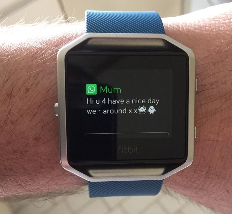 پاسخ دادن به پیام ها از طریق اعلانات و یا ساعت هوشمند