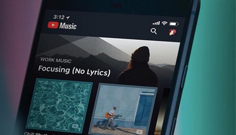 یوتیوب موزیک به جای گوگل پلی موزیک به عنوان پلیر پیش فرض اندروید