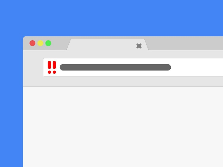 گوگل کروم از بارگیری محتوای HTTP در سایت های امنیتی جلوگیری می کند