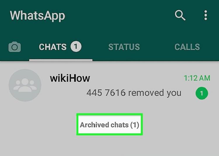 نحوه بازیابی پیام های حذف شده یا از دست رفته در واتساپ