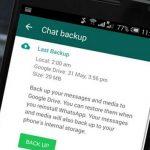 بازیابی پیام های حذف شده یا از دست رفته در واتساپ