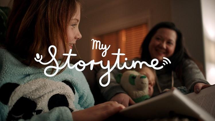 با ویژگی جدید My Storytime گوگل اسیستنت برای فرزندان خود داستان ضبط کنید