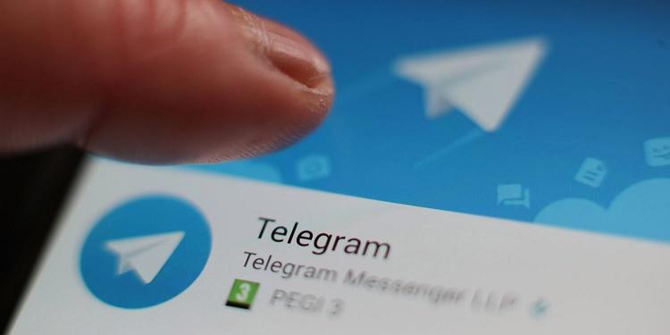 تلگرام کانال هایی که کپی رایت را رعایت نمی کنند مسدود می کند