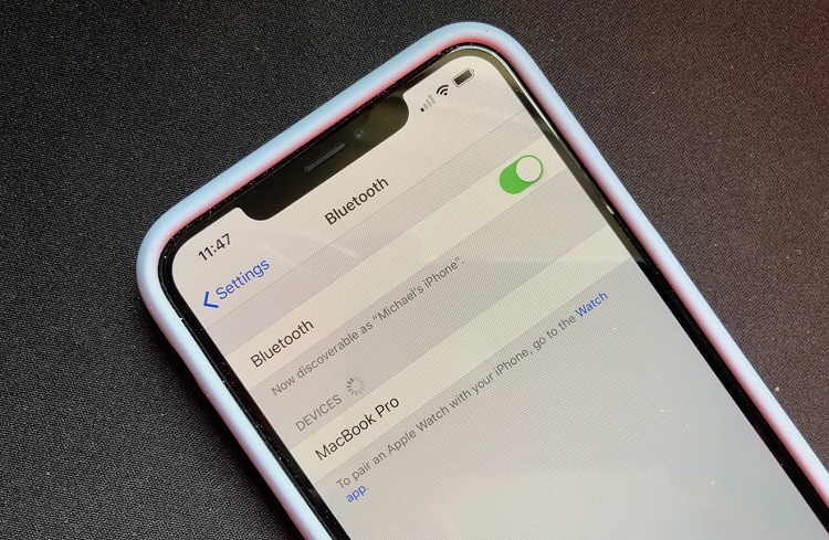 چرا بلوتوث گوشی های اپل را نباید روشن نگه داشت؟