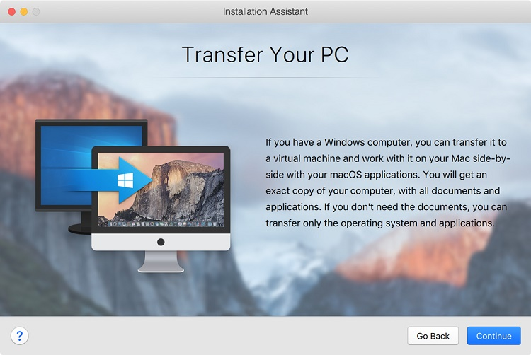 اجرای برنامه های ویندوزی روی مک