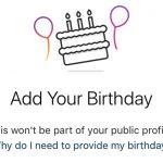 اینستاگرام از کاربران جدید خواسته است تا تاریخ تولد خود را ارائه دهند