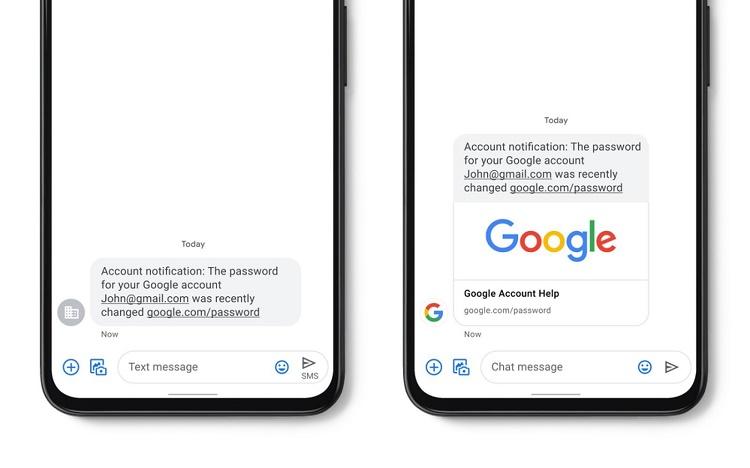 برنامه Google Messages با ویژگی جدید خود شما را در برابر اسپم محافظت می کند