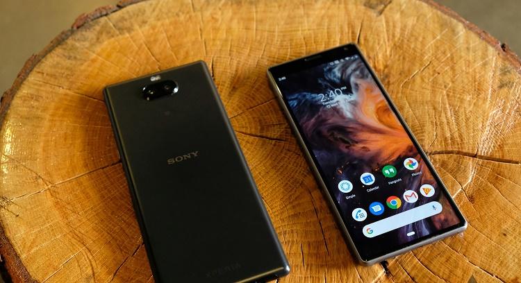 لیست گوشی های سونی که اندروید 10 دریافت می کنند