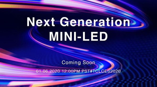 تلویزیون جدید Mini-LED تهدیدی برای OLED در سال 2020