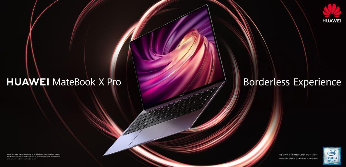 لپتاپ Huawei MateBook X Pro 2019