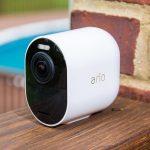 تخفیف دوربین امنیتی داخلی و خارجی بی سیم Arlo Ultra 4K