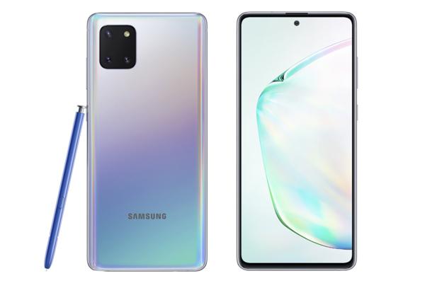 معرفی گوشی های Galaxy S10 Lite و Note10 Lite