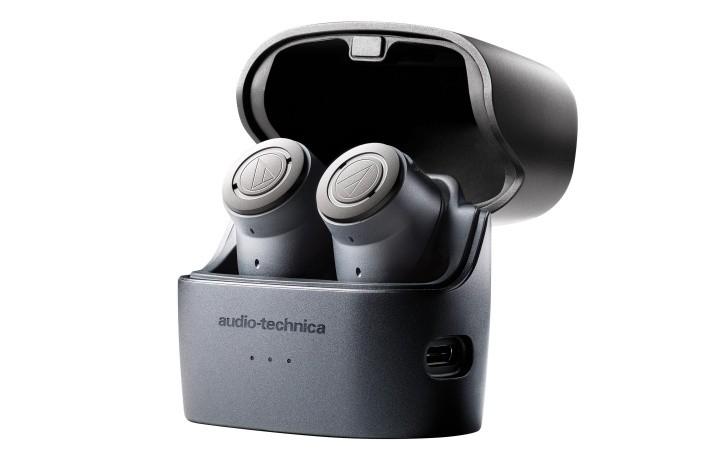 Audio-Technica اولین بار در TWS earbuds با ویژگی لغو نویز و صدای محیط