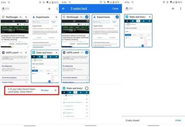 آزمایش ویژگی مفید گوگل برای اپلیکیشن مرورگر Chrome