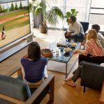 تلویزیونهای OLED الجی