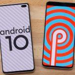 بروزرسانیهای اندروید 10 سامسونگ به اپلیکیشن شخصیسازی رابط کاربری One UI ختم شد