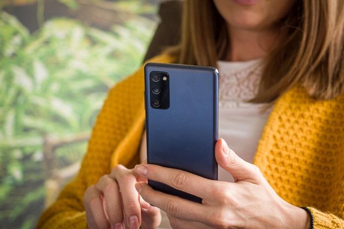 گوشی هوشمند سامسونگ Galaxy S20 FE