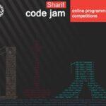 مسابقات برنامه نویسی آنلاین CodeJam Sharif
