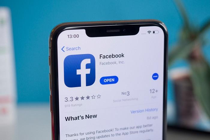 اتصال کاربران آیفون به فیس بوک در روز جمعه همراه با اختلال بود