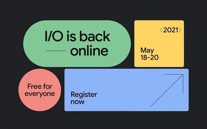 رویداد Google I/O