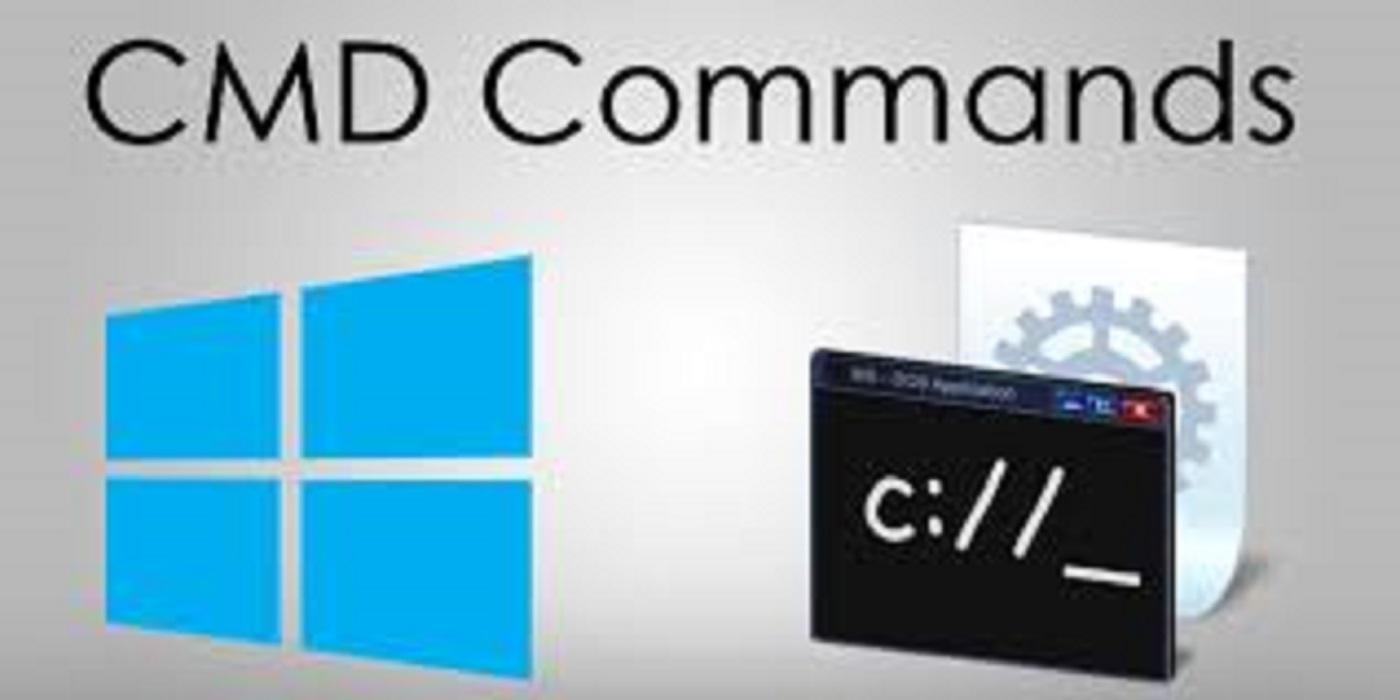 لیست کامل دستورات Command Prompt