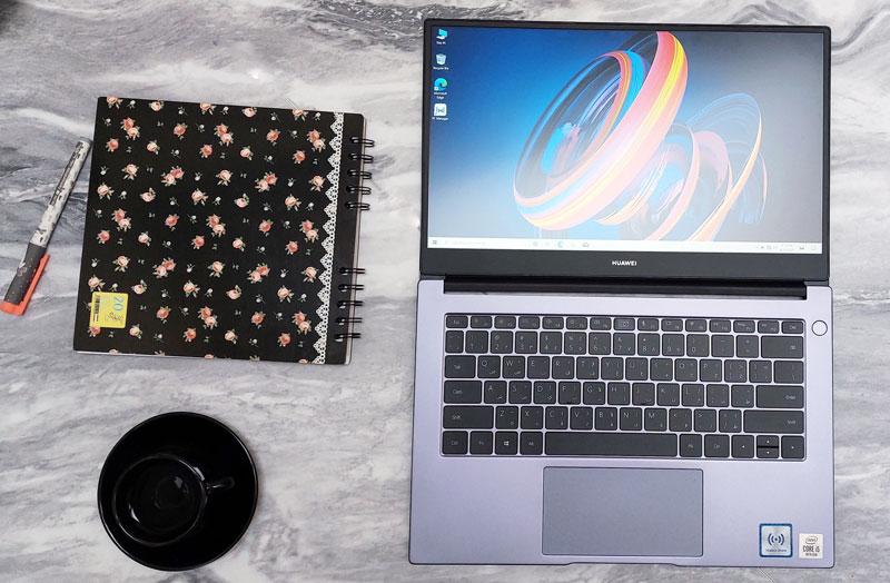 بررسی لپ تاپ هوآوی Huawei Matebook 14 2021