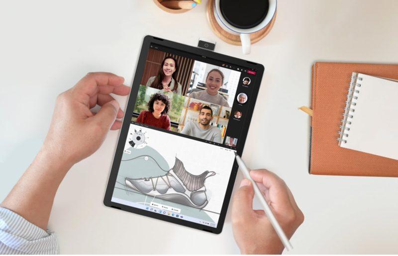 اچ پی از مجموعه محصولات جدید با سیستم عامل ویندوز 11 رونمایی کرد