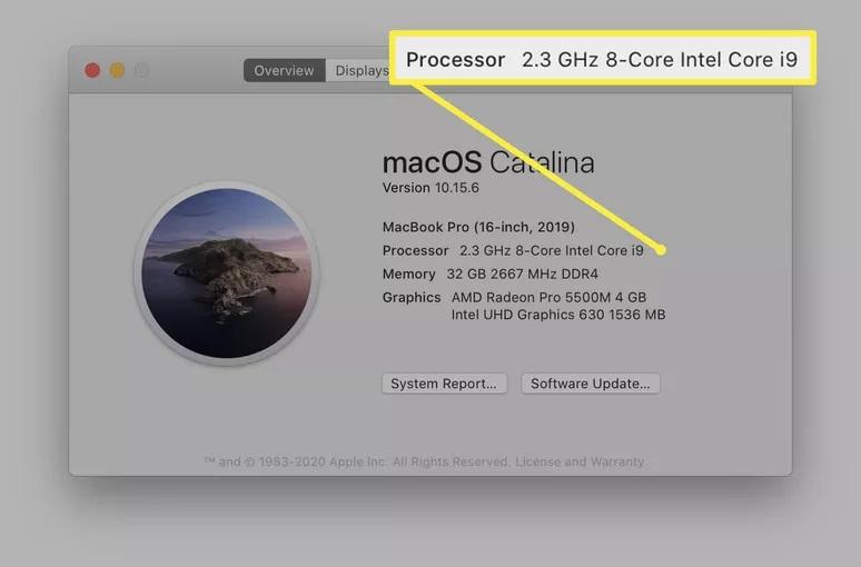 برای آگاهی از سرعت کلاک معمولی و حداکثر سرعت کلاک که CPU شما می تواند با آن کار کند، باید از یک نرم افزار سفارشی استفاده کنید. برای رایانه های ویندوز