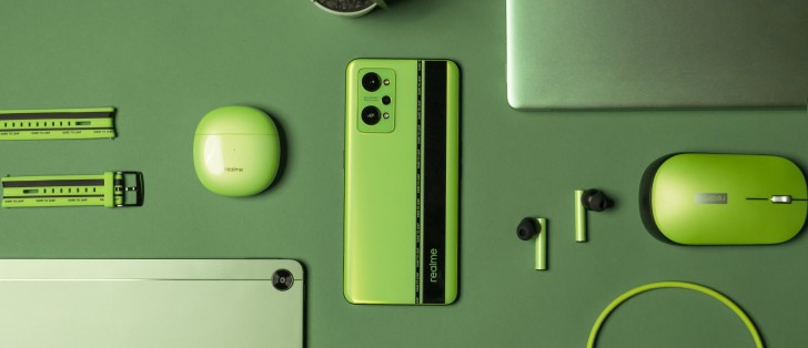 ریلمی بزودی گزینه سبز رنگ محصولات خود را عرضه می کند